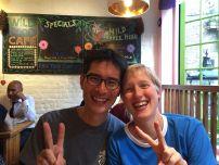 Wildfoodcafe peace