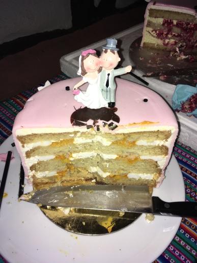 Torte Jasmin und Aaron